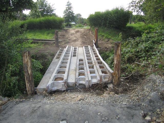 Ponts chauss es chassiers l 39 employ e aux critures - Construire un petit pont en bois ...